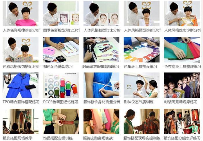 个人形象设计师,服装店工作人员或老板,美容美发化妆师,对美及时尚有