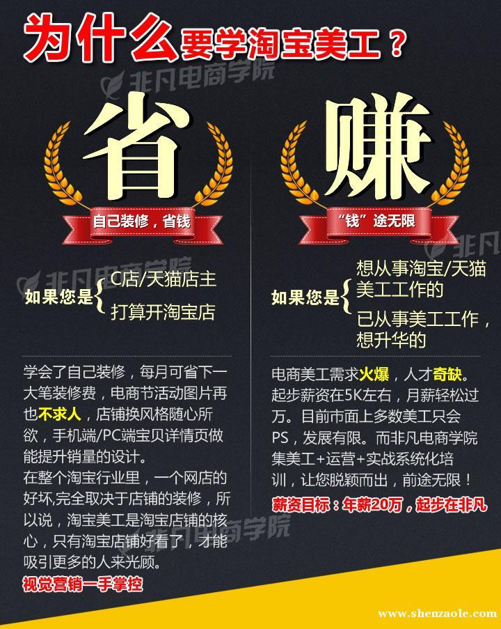 上海淘宝美工设计培训班