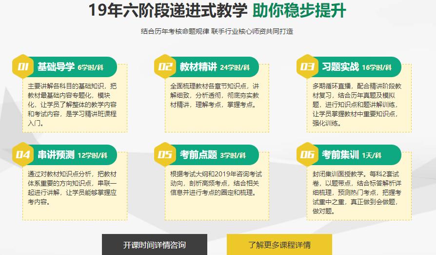北京环境影响评价师培训教学