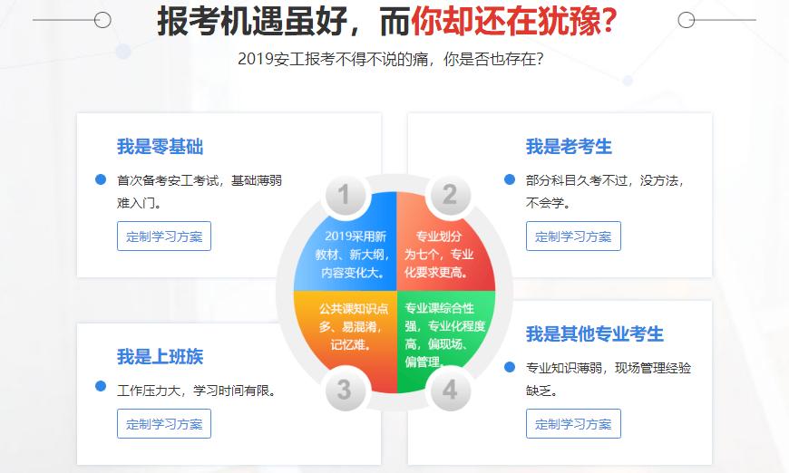 北京注册安全工程师辅导中心