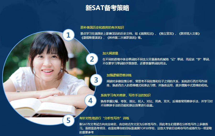 宁波SAT培训学校