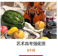 福州艺术高考强化班