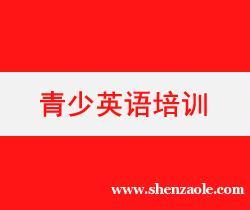 西安青少年英语培训