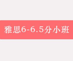 长春雅思6-6.5分班