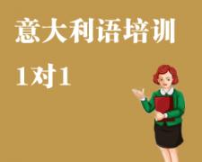 广州意大利语培训_1对1